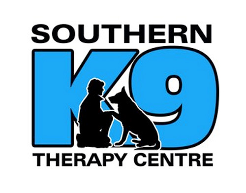 logo for k9 therapy