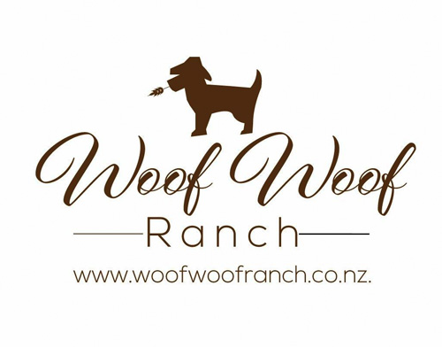 logo for Woof Woof Ranch